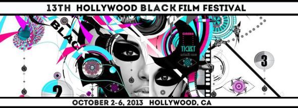 black film fest banner