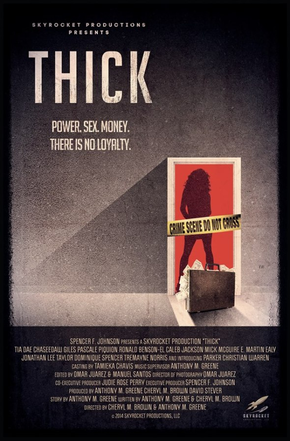 Thick Alternative Poster
