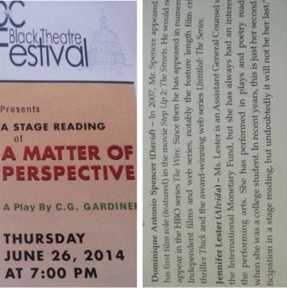 DC Theater Fest